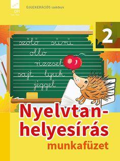 Nyelvtan-helyesírás 2 munkafüzet boritó kép