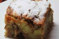 Non Chocolate Desserts, Kinds Of Desserts, Trifle, Yummy Cakes, Bon Appetit, Sweet Recipes, Banana Bread, Recipies, Cooking Recipes