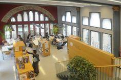 Biblioteca Barceloneta - La Fraternitat (Ciutat Vella) barcelona_barceloneta_03   Flickr: Intercambio de fotos