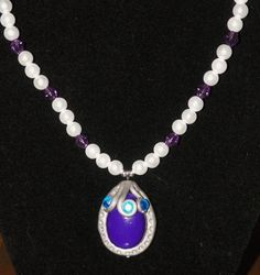 Sofia the First Custom Boutique Necklace by StinkyPinkCreations
