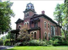 decatur illinois   James Millikin Homestead ~ Decatur, Illinois   Flickr - Photo Sharing!