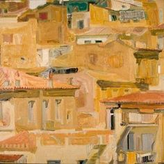 'Athens' by Panayiotis Tetsis Greece Painting, Greek Art, Athens, Impressionism, Landscape, Artwork, Inspiration, Oil Paintings, Artists