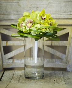 Green bouquet (JBe Photography)