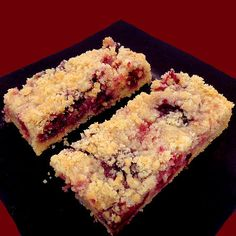 One Perfect Bite: Mixed Berry Crumble Bars