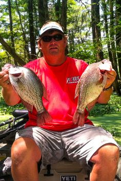 Long-time crappie pro angler shares his experiences and changing approach to sound with crappie
