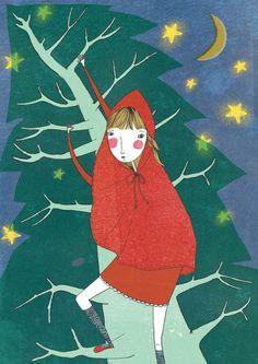 Pinzellades al món: On vas Caputxeta? / A dónde vas Caperucita? / Where are you going, Little Red Riding Hood? (37)