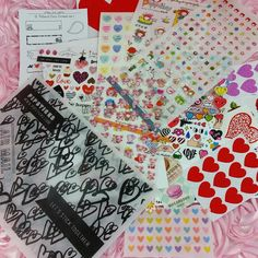 Bits and Boxes: Pipsticks Sticker Mail February 2016 Review. Get your first box for $1! #stickers #plannerlove #subscriptionbox.
