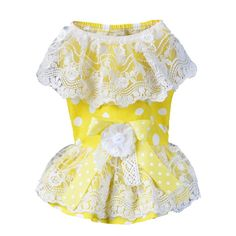 Botrong Dog Cat Cotton Bow Tutu Dress Lace Skirt Pet Puppy Dog Princess Costume Apparel Clothes -- Check out this great product. (This is an affiliate link and I receive a commission for the sales)