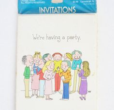 epsteam is having a party and everyone is invited !! by wendy on Etsy