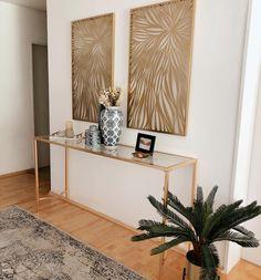 #konsolentisch #wanddekoration #inspiration #teppich #modern Buffet, Cabinet, Storage, Modern, Inspiration, Furniture, Home Decor, Room Wall Decor, Clothes Stand