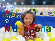 Kidzoona Manila| New Year's Day| Funday| Ballpit and more| Janus Rein - YouTube