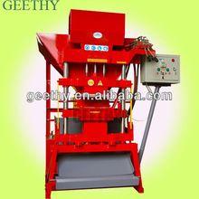 cement sand interlocking ecological brick machine price Eco Premium 2700 small machines to make money