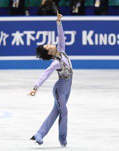 羽生結弦(22=ANA)がSP83・51点で7位となった。 - 日刊スポーツ新聞社のニュースサイト、ニッカンスポーツ・コム(nikkansports.com)