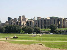 Roma - Circo Massimo  #TuscanyAgriturismoGiratola
