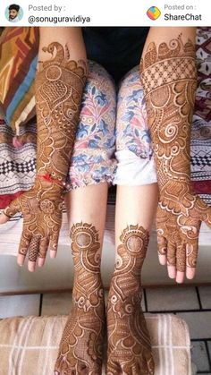 New Ideas Arabian Bridal Henna Mehndi Designs - feet designs - Henna Designs Hand Indian Henna Designs, Mehndi Designs Feet, Latest Bridal Mehndi Designs, Legs Mehndi Design, Mehndi Designs 2018, Mehndi Design Pictures, Mehndi Designs For Girls, Wedding Mehndi Designs, Dulhan Mehndi Designs