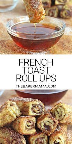 Sweet Breakfast, Breakfast Dishes, Fun Breakfast Ideas, Easy Recipes For Breakfast, Breakfast Cupcakes, Country Breakfast, Easy Brunch Recipes, Breakfast Toast, Fun Recipes