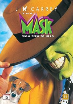 The Mask (DVD) 11.95e