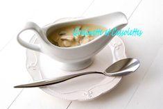 Sauce aux Champignons, légère