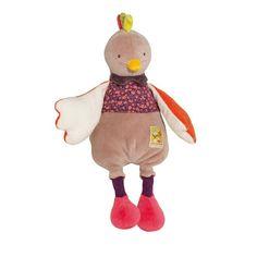 656022 Moulin Roty Hen Doll