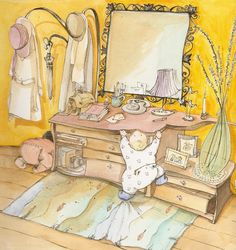 we're looking for... luisa capparotto Fun Illustration, Illustrations, Kids, Painting, Animals, Art, Young Children, Art Background, Boys