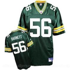 Youth Green Bay Packers 56 Julius Peppers Green Stitched Jersey