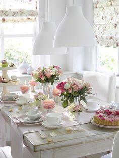Красивая сервировка стола фото, полезные советы | Interhouses.ru