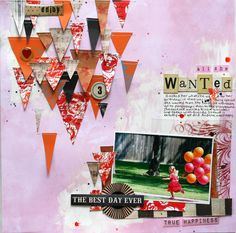 All+She+Wanted - Scrapbook.com