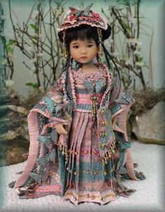 Limited Edition Collaborative Dressed Doll!