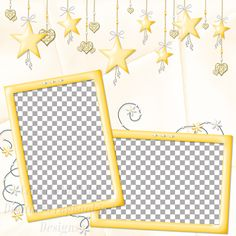 "Layout QP 4D-4 CAFS…..Quick Page, Digital Scrapbooking, Catch A Falling Star Collection, 12"" x 12"", 300 dpi, PNG File Format"