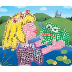 Sticky Mosaics Princesa