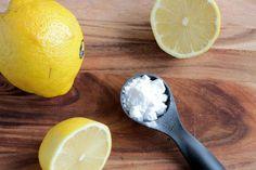 Le citron & le bicarbonate de soude sont une combinaison de guérison puissante. - Santé Nutrition