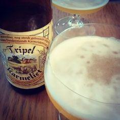 Ah essas belgas... #belgiumbeer #beer #bier #cervejaartesanal #beertravel #eurotrip2016 #trippel #europe