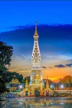 Thailand Destinations, Temples, Tower, Travel, Rook, Viajes, Computer Case, Destinations, Traveling