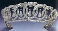 Grand Duchess Vladamir tiara