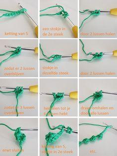 Crochet Leaf Patterns, Crochet Leaves, Crochet Motifs, Freeform Crochet, Crochet Art, Cute Crochet, Crochet Designs, Crochet Dolls, Crochet Flowers