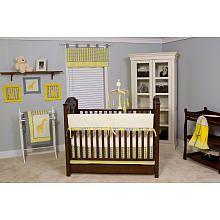 """Pam Grace Creations Argyle Giraffe 10-Piece Bedding Set - Pam Grace Creations - Babies """"R"""" Us - $135"""