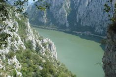 Amazing view over the Danube