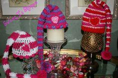 Valentine Elf hats