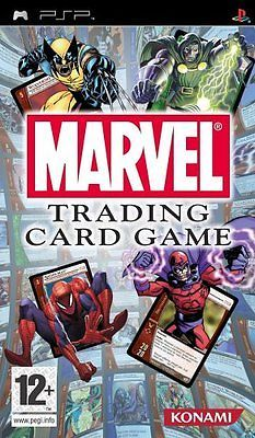 #Marvel #trading card game #(psp) sony psp,  View more on the LINK…