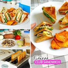 Workout Programs, Sandwiches, Treats, Club, Ethnic Recipes, Fitness, Workout Exercises, Diet, Sweet Like Candy