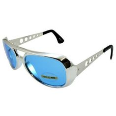 Blue Elvis Aviator Sunglasses Chrome Frame by Private Island, http://www.amazon.com/dp/B003JNAHQM/ref=cm_sw_r_pi_dp_9bqSqb1PVEMZS
