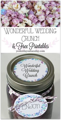 If you love Mason Jar DIY Projects you will adore these Wedding Themed Creations! Even though they are Wedding DIY...you can use them for so many occasions