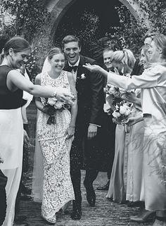 cotswold wedding | photo elise hassey