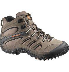 (Chameleon4 Mid Ventilator GORE-TEX® - Men's - Hiking Boots - J38963 |