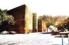 Cultural Center in Guadalajara Competition Entry / K P Architects