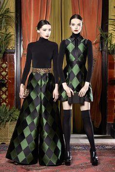 Alice + Olivia - Autumn/Winter 2015-16 Ready-To-Wear - NYFW (Vogue.co.uk)