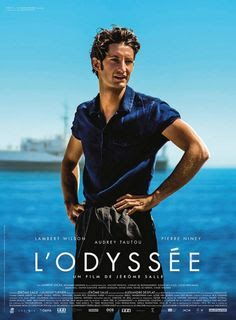 Full Free Watch The Odyssey : Movie Online Biopic Of The Great French Ocean-going Adventurer And Filmmaker Audrey Tautou, Men In Black, Cinema Film, Cinema Posters, Movie Posters, Jacques Cousteau, Toy Story, John Wick, Aladdin
