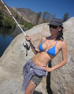 Fishing with bobbers
