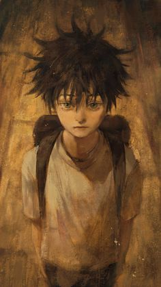"EGOTISM on Twitter: ""#五伏 愛是微笑是狂笑是傻笑是玩笑 或是為著害怕寂寥 愛是何價是何故在何世 又何以對這世界雪中送火… "" Otaku Anime, Anime Guys, Manga Anime, Anime Art, Fanarts Anime, Anime Characters, Reborn Anime, Character Art, Character Design"