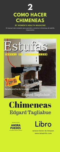 Libro Build A Fireplace, Quito, Pergola, Bbq, Diana, Parents, Fireplace Design, How To Build, Brick Flooring